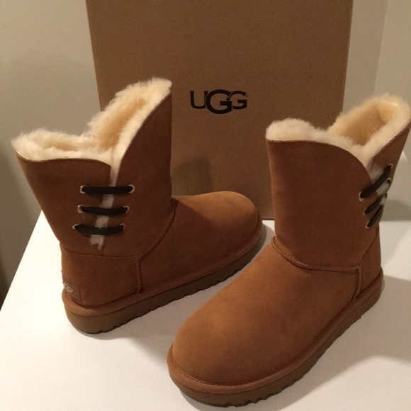4bc3719e65d ❤️New Ugg Constantine Chestnut boots size 8❤️Last1 NWT